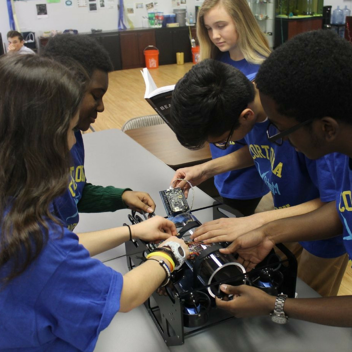 Stem School Virginia: Herndon Summer Camp & Academics Northern,VA