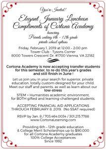 Event for Prospective Parents