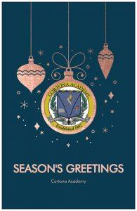 Cortona Academy Seasons Greetings