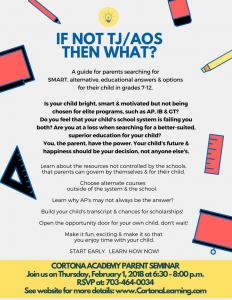 Parent-Seminar-If-not-TJ-02-01-18