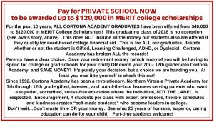 Pay for Private School