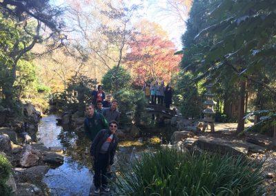 Hillwood Field Trip