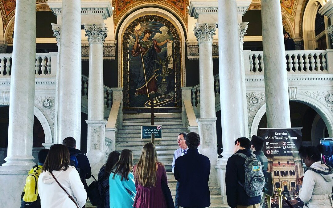 Library of Congress Field Trip