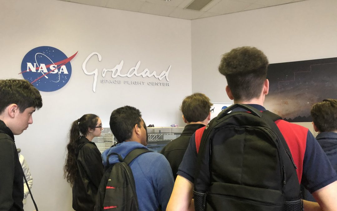Cortona and the Goddard Space Tour