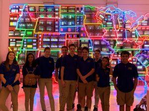 Cortona Academy Students