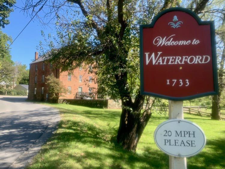 Cortona's Weekend at Waterford